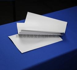 白色网格离型纸